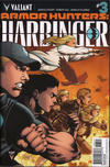 Cover for Armor Hunters: Harbinger (Valiant Entertainment, 2014 series) #3 [Cover B - Cafu]