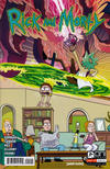 Cover Thumbnail for Rick and Morty (2015 series) #1 [Fifth Printing Variant - Ryan Sygh]