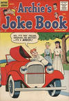Cover for Archie's Joke Book Magazine (Archie, 1953 series) #36