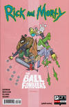 Cover for Rick and Morty (Oni Press, 2015 series) #6 [Incentive Andrew MacLean Variant]