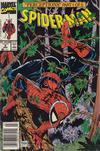 Cover for Spider-Man (Marvel, 1990 series) #8 [Newsstand]
