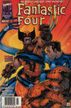 Cover for Fantastic Four (Marvel, 1996 series) #7 [Newsstand]