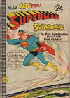Cover for Superman Supacomic (K. G. Murray, 1959 series) #62