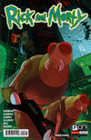 Cover Thumbnail for Rick and Morty (2015 series) #9 [Incentive Maximus Julius Pauson Variant]