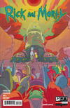 Cover for Rick and Morty (Oni Press, 2015 series) #14 [Regular CJ Cannon Cover]