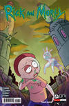 Cover for Rick and Morty (Oni Press, 2015 series) #17 [Regular CJ Cannon Cover]