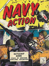 Cover for Navy Action (Horwitz, 1954 ? series) #24