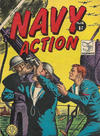 Cover for Navy Action (Horwitz, 1954 ? series) #18