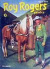 Cover for Roy Rogers Comics (World Distributors, 1951 series) #14