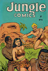 Cover for Jungle Comics (H. John Edwards, 1950 ? series) #41