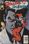 Cover for Harley Quinn (DC, 2000 series) #2 [Newsstand]