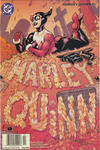 Cover for Harley Quinn (DC, 2000 series) #15 [Newsstand]