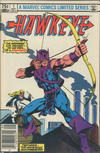 Cover Thumbnail for Hawkeye (1983 series) #1 [Canadian]