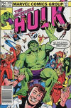 Cover Thumbnail for The Incredible Hulk (1968 series) #279 [Canadian]