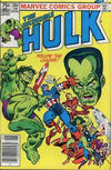 Cover Thumbnail for The Incredible Hulk (1968 series) #284 [Canadian]