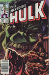 Cover Thumbnail for The Incredible Hulk (1968 series) #294 [Canadian Newsstand Edition]