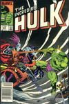 Cover for The Incredible Hulk (Marvel, 1968 series) #302 [Canadian]