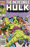 Cover Thumbnail for The Incredible Hulk (1968 series) #322 [Canadian Newsstand Edition]