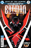 Cover for Batman Beyond (DC, 2016 series) #8 [Bernard Chang Cover]
