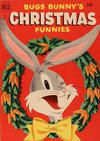 Cover for Bugs Bunny's Christmas Funnies (Wilson Publishing, 1950 series) #2