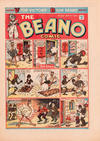 Cover for The Beano Comic (D.C. Thomson, 1938 series) #166