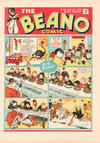Cover for The Beano Comic (D.C. Thomson, 1938 series) #26