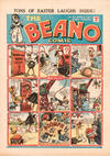 Cover for The Beano Comic (D.C. Thomson, 1938 series) #142