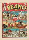 Cover for The Beano Comic (D.C. Thomson, 1938 series) #108