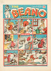 Cover for The Beano Comic (D.C. Thomson, 1938 series) #125