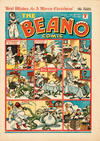 Cover for The Beano Comic (D.C. Thomson, 1938 series) #127