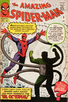 Cover for The Amazing Spider-Man (Marvel, 1963 series) #3 [British Price Variant]
