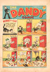 Cover for The Dandy Comic (D.C. Thomson, 1937 series) #22
