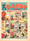 Cover for The Dandy Comic (D.C. Thomson, 1937 series) #27