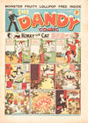 Cover for The Dandy Comic (D.C. Thomson, 1937 series) #53