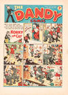 Cover for The Dandy Comic (D.C. Thomson, 1937 series) #55