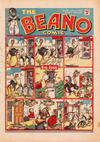 Cover for The Beano Comic (D.C. Thomson, 1938 series) #128