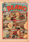 Cover for The Beano Comic (D.C. Thomson, 1938 series) #136