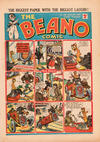 Cover for The Beano Comic (D.C. Thomson, 1938 series) #140