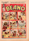 Cover for The Beano Comic (D.C. Thomson, 1938 series) #160