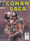 Cover for Conan Saga (Marvel, 1987 series) #22 [Direct]