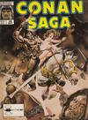 Cover for Conan Saga (Marvel, 1987 series) #29 [Direct]