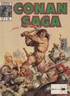 Cover for Conan Saga (Marvel, 1987 series) #27 [Direct]