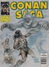 Cover Thumbnail for Conan Saga (1987 series) #61 [Newsstand]
