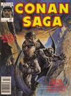 Cover Thumbnail for Conan Saga (1987 series) #68 [Newsstand]