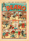 Cover for The Beano Comic (D.C. Thomson, 1938 series) #137