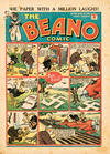 Cover for The Beano Comic (D.C. Thomson, 1938 series) #143