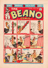 Cover for The Beano Comic (D.C. Thomson, 1938 series) #168