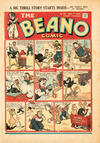 Cover for The Beano Comic (D.C. Thomson, 1938 series) #147