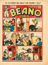 Cover for The Beano Comic (D.C. Thomson, 1938 series) #151