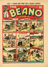 Cover for The Beano Comic (D.C. Thomson, 1938 series) #152